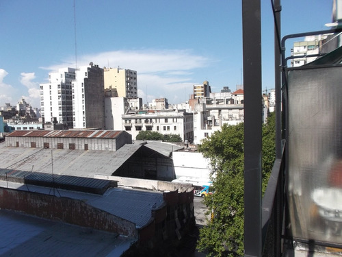 3 amb once h.yrigoyen/la rioja fte balcon
