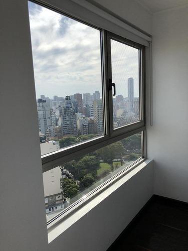 3 amb venta vista al rio piso alto - palermo view
