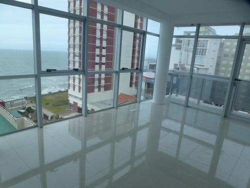 3 ambientes a estrenar c/vista al mar playa chica mdp