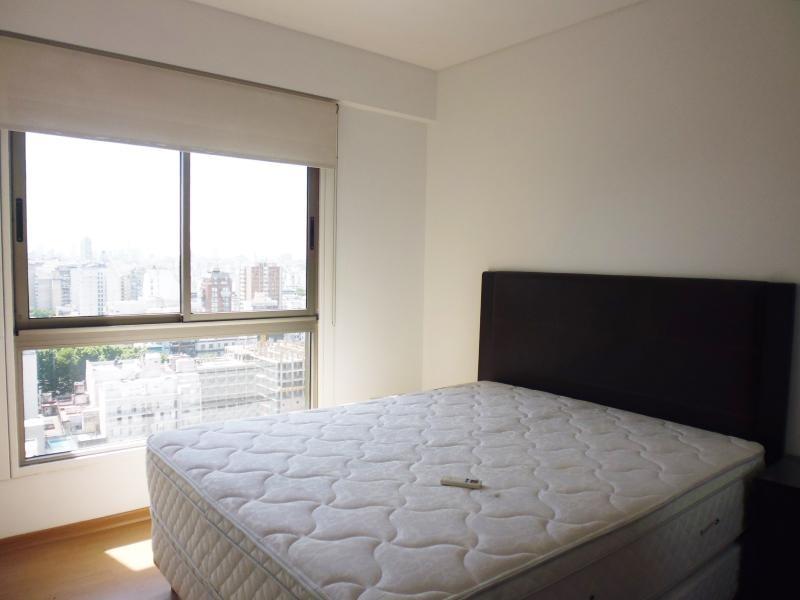3 ambientes amoblado piso alto seg. 24hs