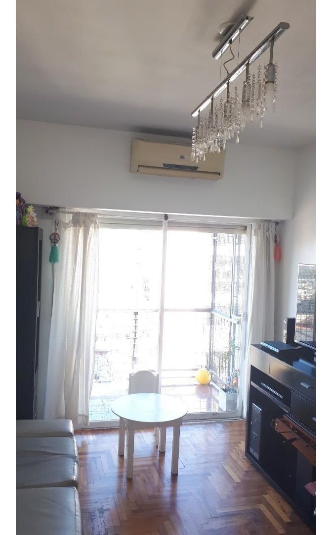 3 ambientes c/balcon al frente avellaneda centro apto credit