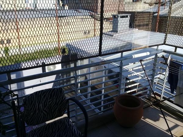 3 ambientes c/balcon y cochera muy luminoso  amenities
