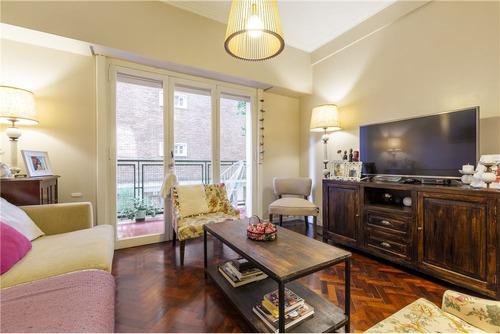3 ambientes con balcón en las cañitas apto credito