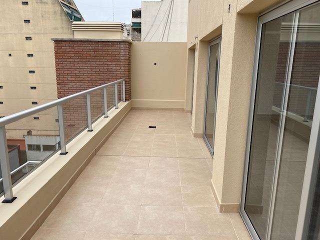 3 ambientes con balcon terraza a estrenar, 70 m2 tot.!!!