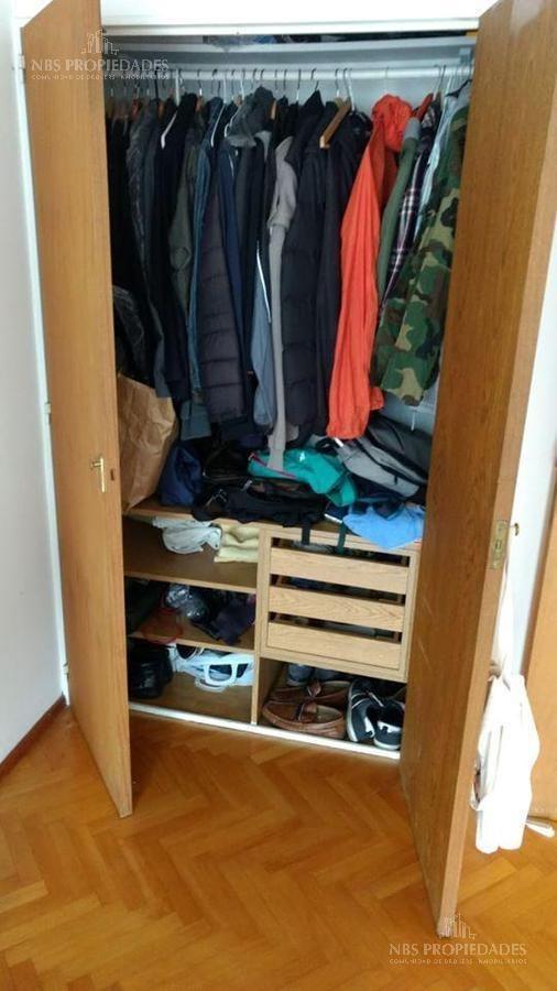 3 ambientes con cochera en almagro