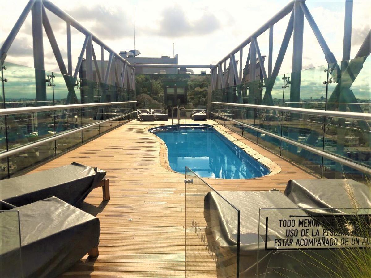3 ambientes con cochera y amenities en puerto madero