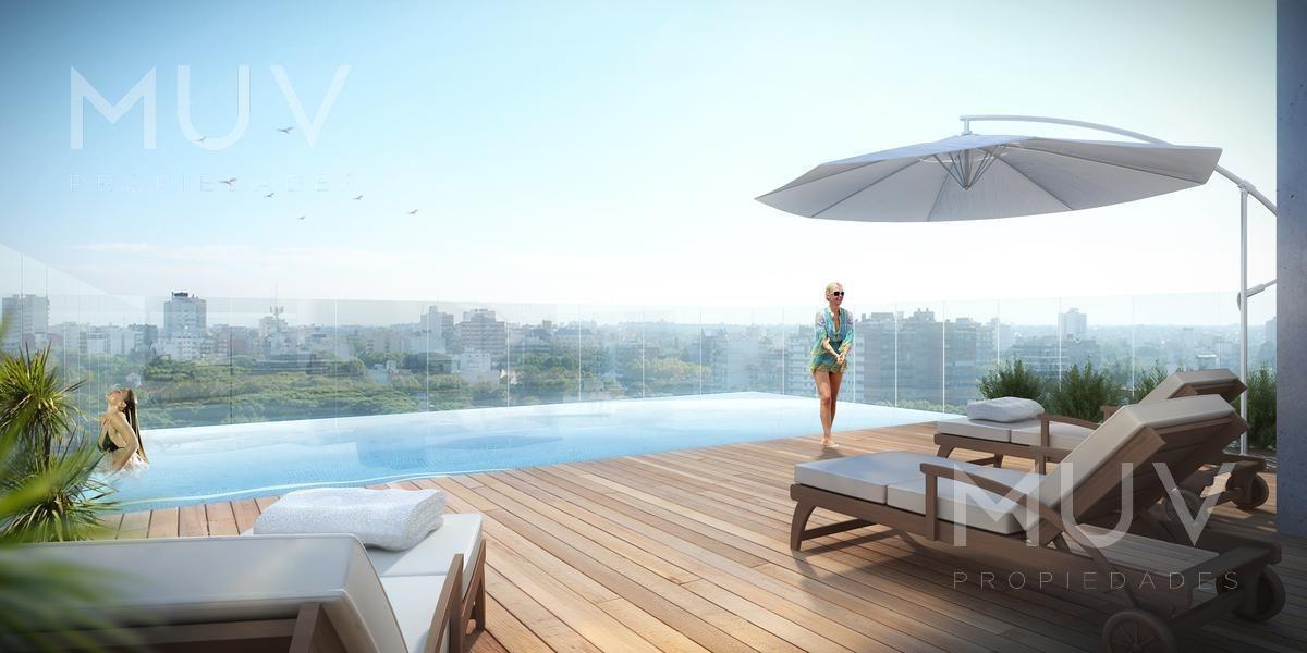 3 ambientes con dependencia al contrafrente - yard residence
