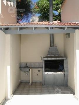 3 ambientes. con parrilla y patio! alquiler temporario