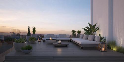 3 ambientes con vistas panorámicas a la ciudad y frondosa arboleda! torre nila
