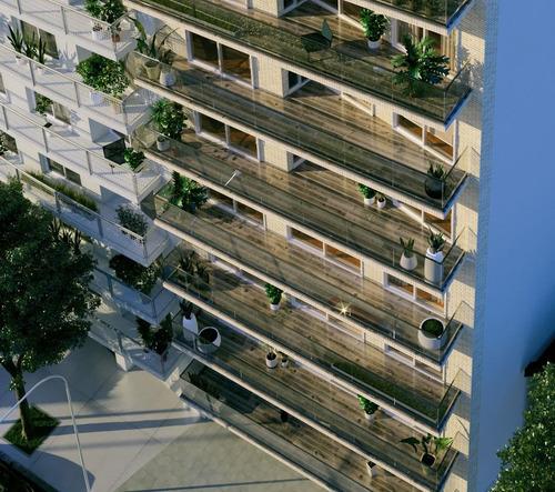 3 ambientes de 84m2 en belgrano. calidad aaa