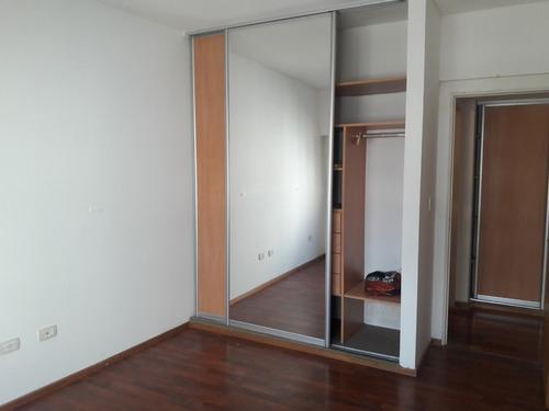 3 ambientes en belgrano - arcos 2700 + amenities