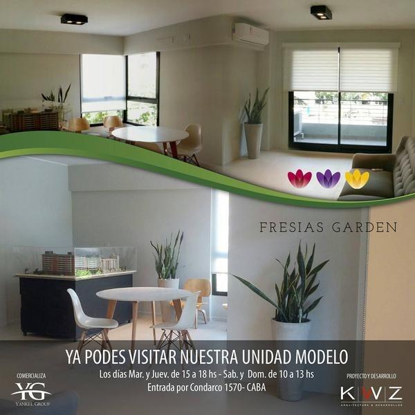 3 ambientes en el mejor complejo de villa del parque con cochera