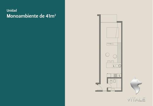 3 ambientes en pozo guemes inversion