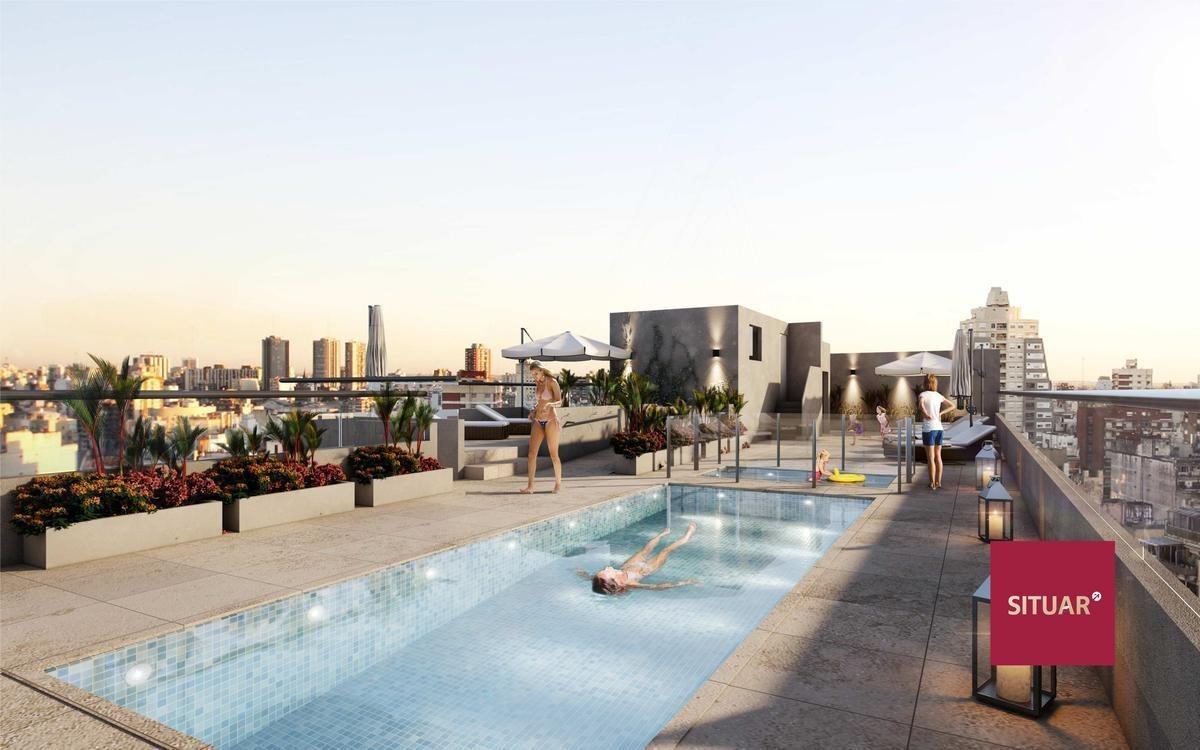 3 ambientes premium pavillon amenities caballito