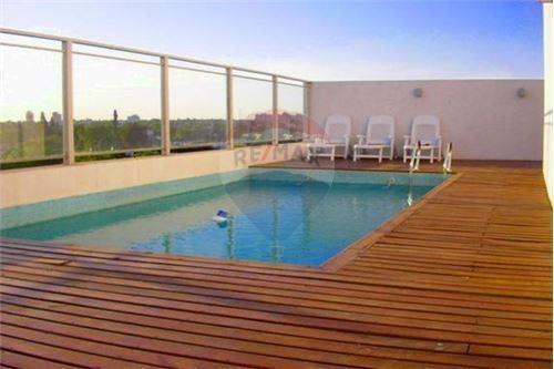 3 ambientes suite vista al rio luminoso pileta cochera fija baulera sauna solarium