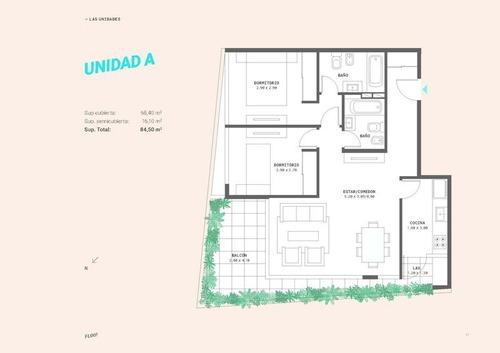 3 ambientes unidad e 3º piso