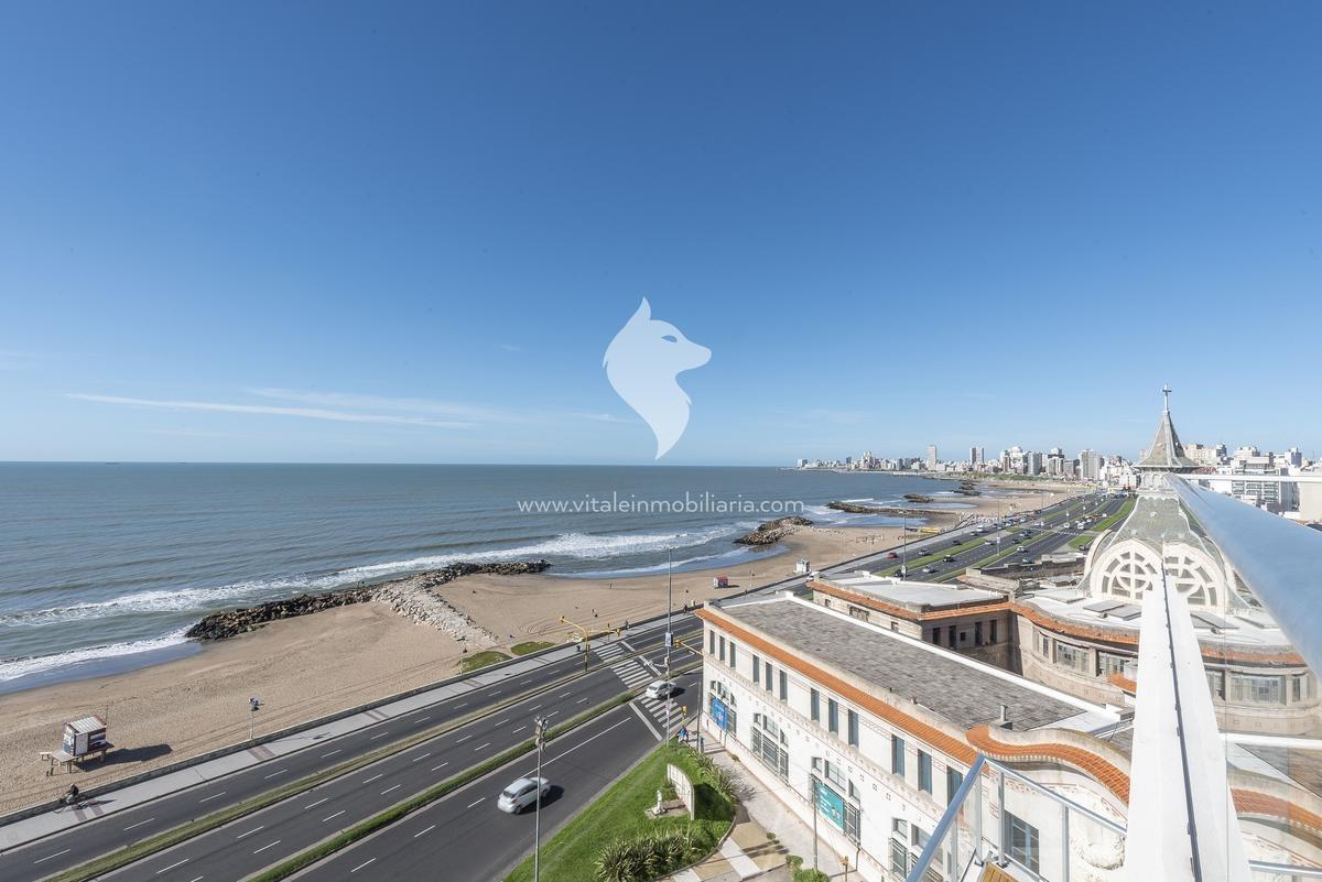 3 ambientes vista al mar perla norte estrenar