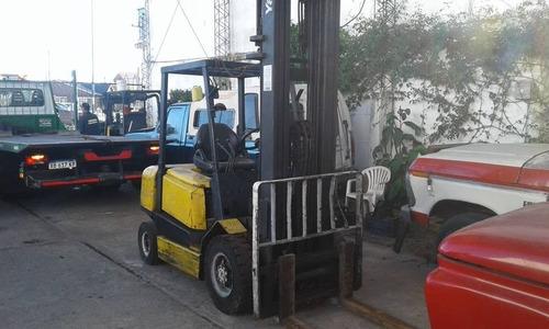 3 autoelevadores diesel