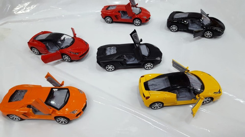3 autos a escala  coleccionables clasicos feria de flores