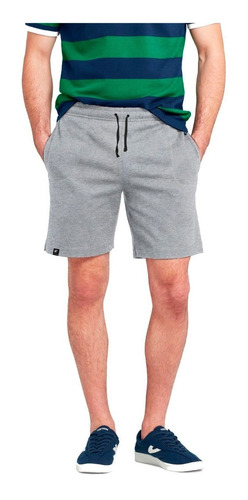 3 bermudas moletom treino slim fitness moleton shorts top