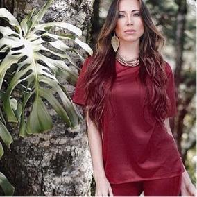 072e907f5f Blusa Suede Tamanho M - Blusas para Feminino no Mercado Livre Brasil