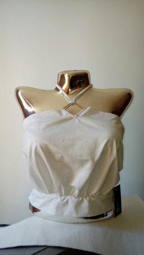 3 blusas studio 54 talla 6