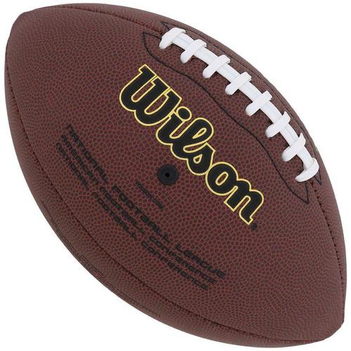 3 bolas de futebol americano wilson nfl super grip original