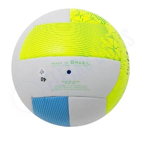3 bolas volei de praia penalty beach pro oficial cbv profis.