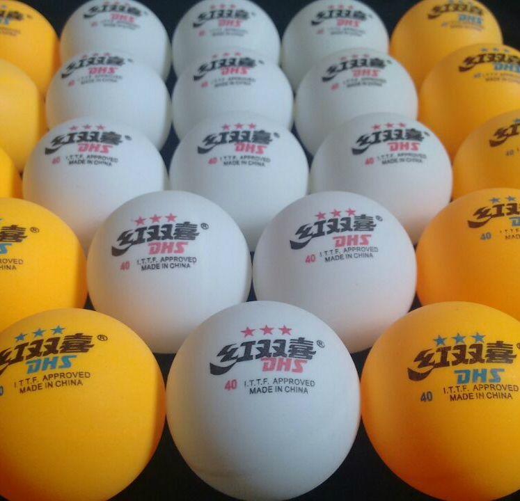 90d43af6d 3 Bolinhas Dhs De Ping Pong Profissional Promoção Imperdivel - R  11 ...