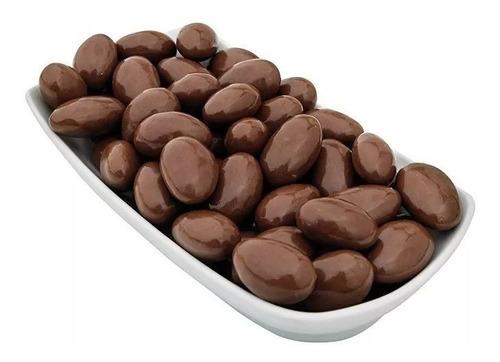 3 botes almendras cubiertas de chocolate con leche 4kg