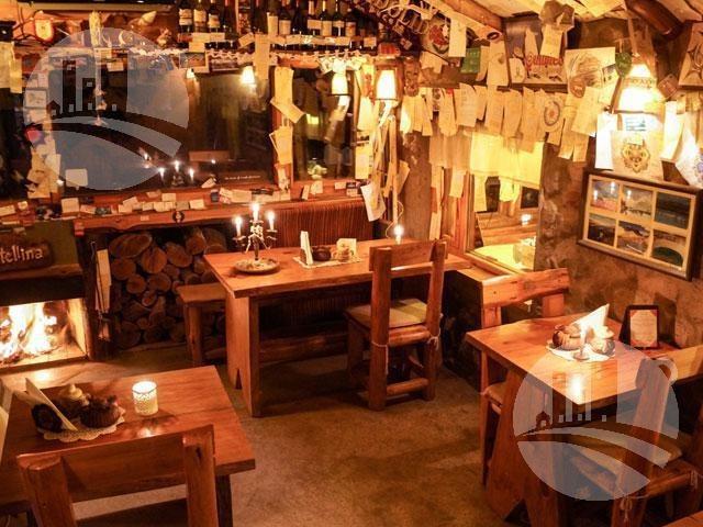 3 cabañas   restaurante y casa de te