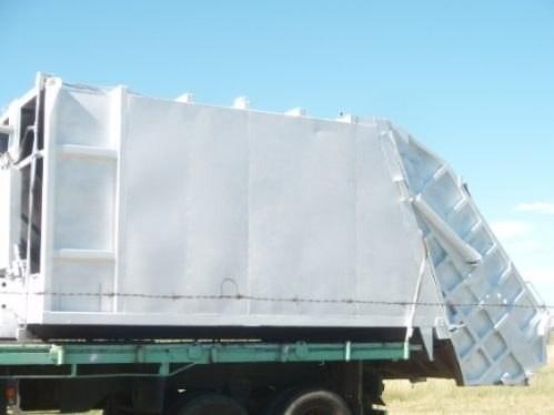 3 cajas compactadoras scorza  usadas en buen estado