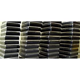 3 Cajitas Cajas Plásticas Multiuso Con Tapa Transparente