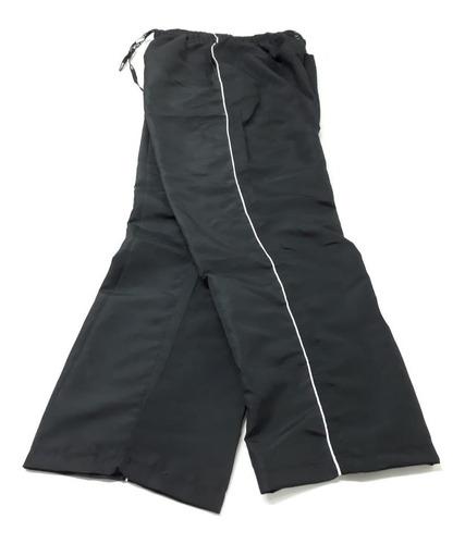 3 calças tactel  adulto 3 bolsos masculina cores sortidas