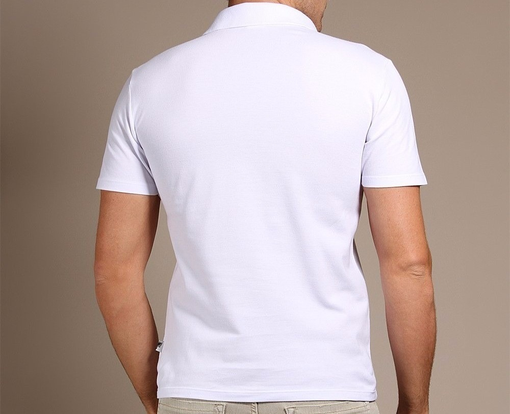 d0505457db 3 camisa gola polo branca - 1m masculina - 2 feminina 1m 1g. Carregando  zoom.