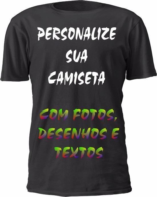 3 Camisas Camisetas Estampa Total Personalizada Frete Grátis - R ... de56eb5a4b4