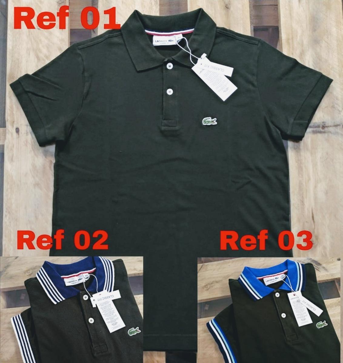 9df9e0e222c 3 camisas polo importadas lacoste peruanas frete gratis. Carregando zoom.