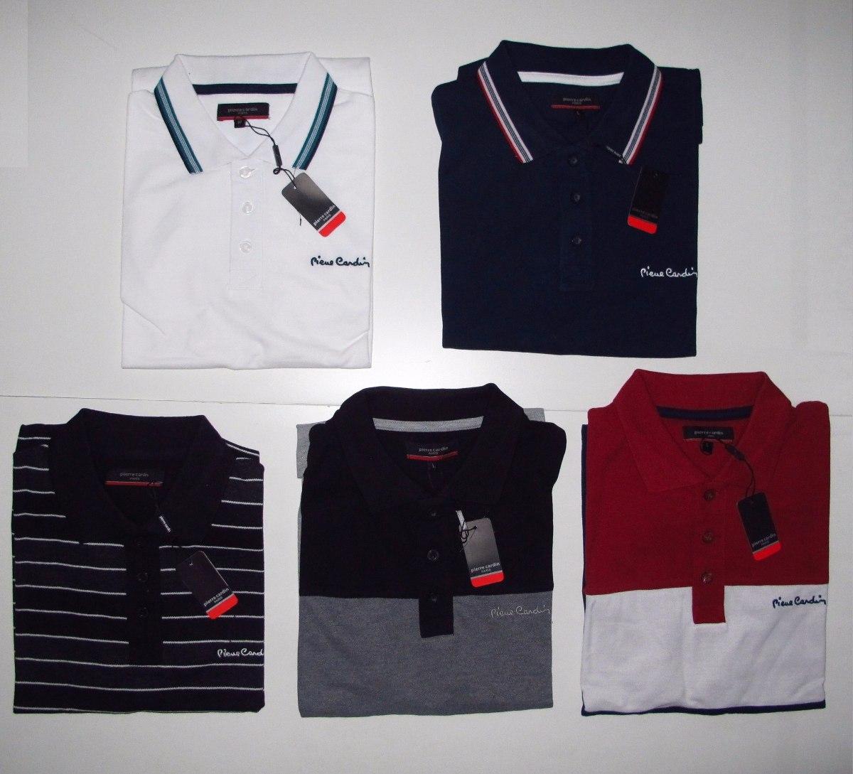 a73225433e579 3 camisas polo pierre cardin plus size luxo produto original. Carregando  zoom.