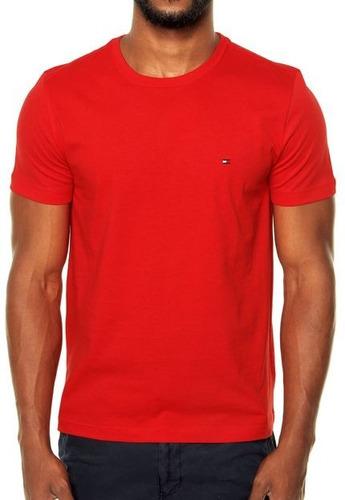 3 camisas tommy hilfiger original 100% algodão nova