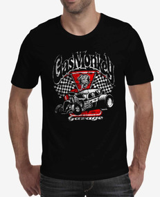 1b325ab0c Camiseta Serie Gas Monkey Turma Do Barulho Se001 - Camisetas Manga Curta  para Masculino no Mercado Livre Brasil
