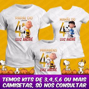 e40ab213c2 Camisa Polo Charlie Brown Snoopy Camisetas - Camisetas e Blusas no ...