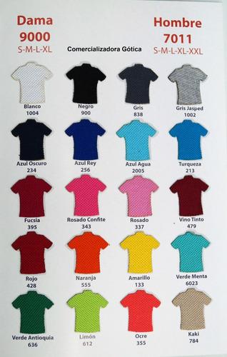 3 camisetas polo templus x el precio de 1 colores de moda