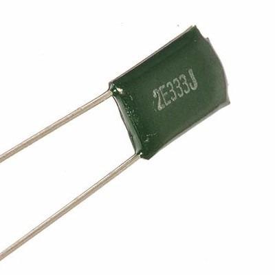 3 capacitores condensador poliester 33nf 250v arduino pic