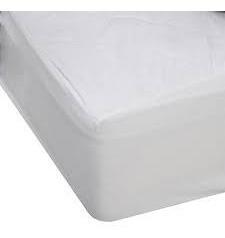 3 capas  protetor colchão solteirão impermeável c zíper