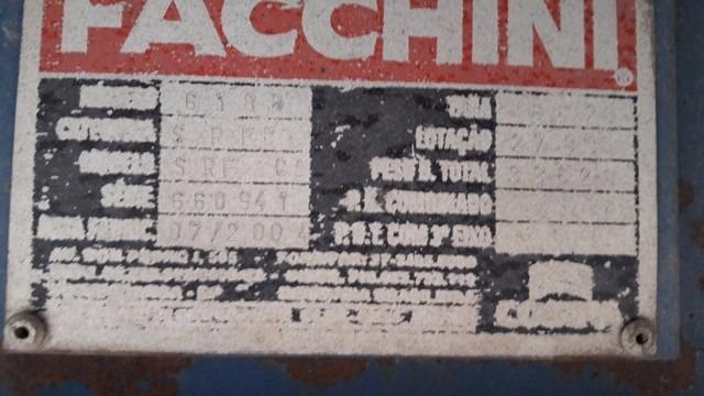 3 carretas facchini ano 2004 l 2004 custa 6.50 metros