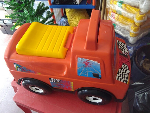 3 carros montable