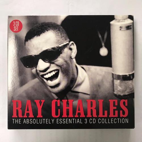 3 cd musica ray charles soul jazz blues exitos originales