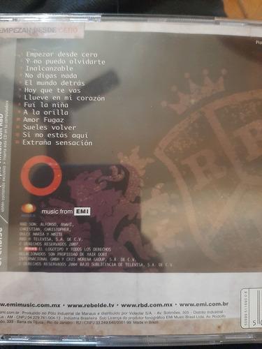3 cds rbd
