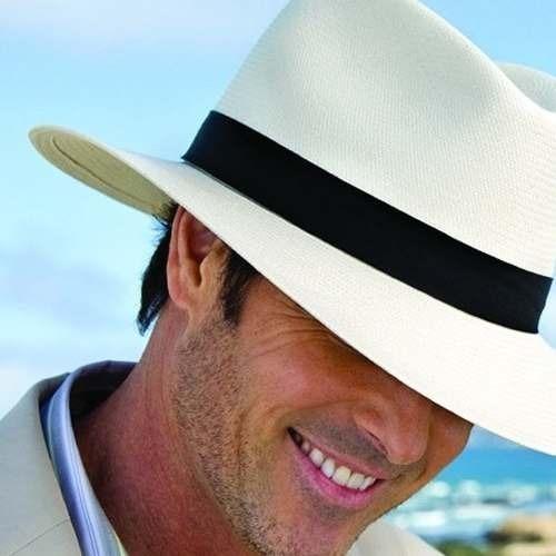 577f0e9fd104a 3 Chapéu Panamá Feito A Mão Artesanal Preço Atacado - R  120