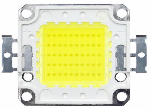 3 chip led 30w para reposição refletor 30w branco frio